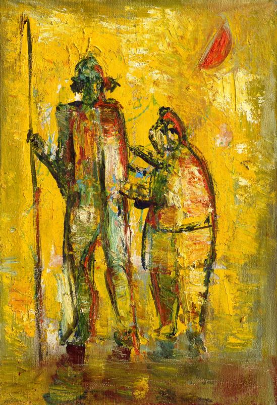 Ваган Ананян. Рыцарь и Санчо