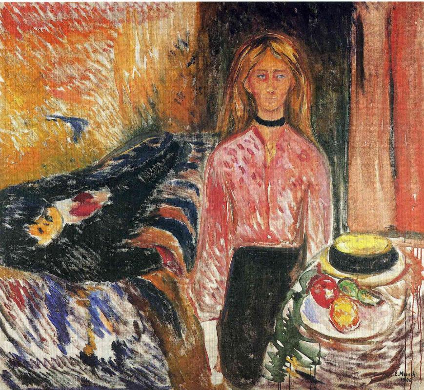 Edward Munch. Killer