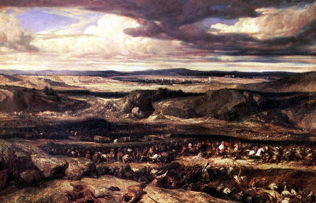 Alexander-Gabriel Dean. The defeat of cimbrian
