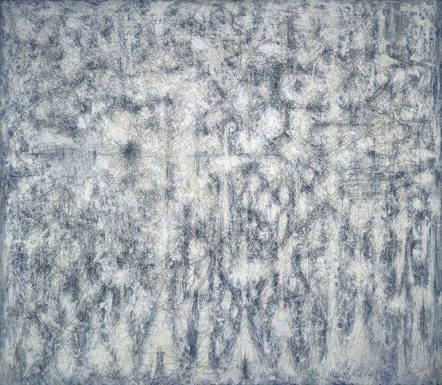 Richard Puzet-Dart. Abstract composition