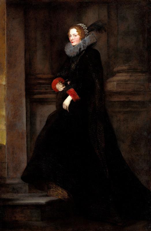 Anthony van Dyck. The Marquis Of Spinola Jeronim