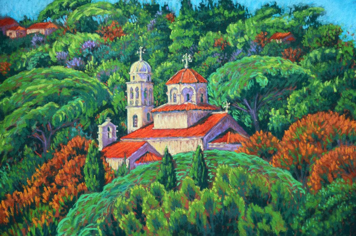 FLAVIA BRILLI. Savina Monastery