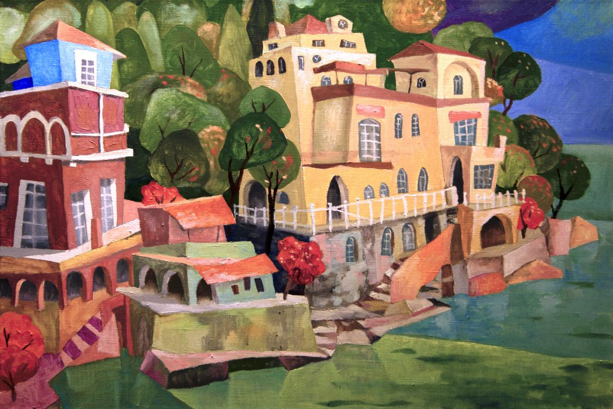 Alan Albegov. Portofino