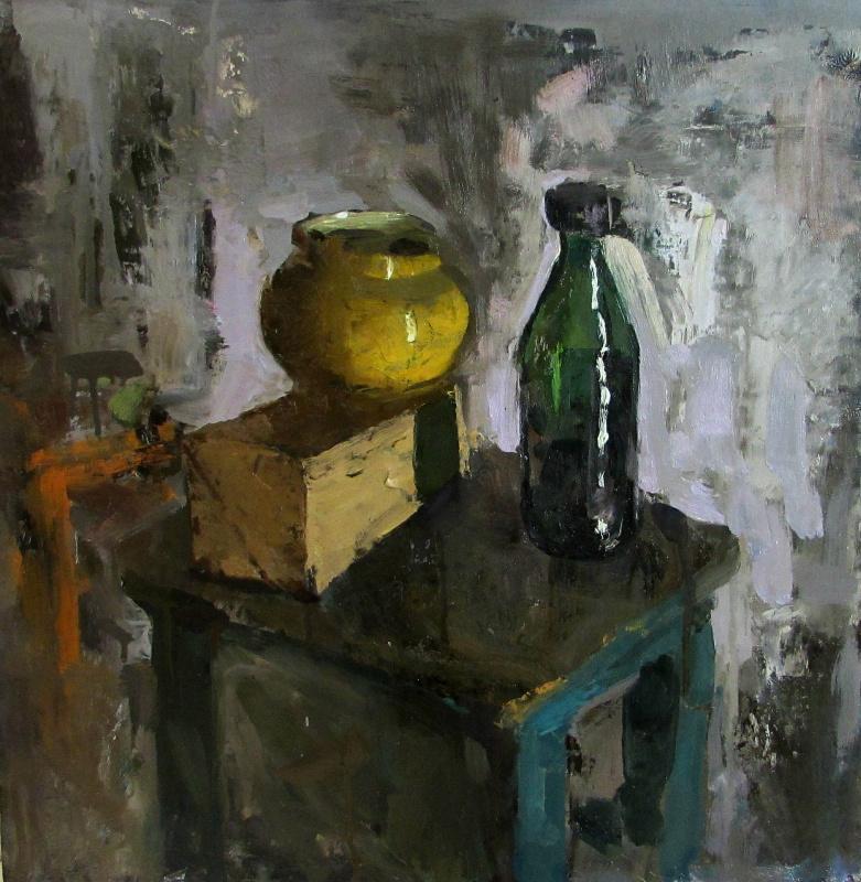 Nikita Igorevich Maksymchuk. Still life
