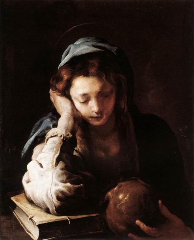 Доменико Фетти. Покаяние