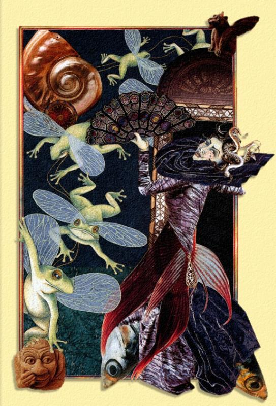 Лора Розэно. Синяя птица и другие сказки 02