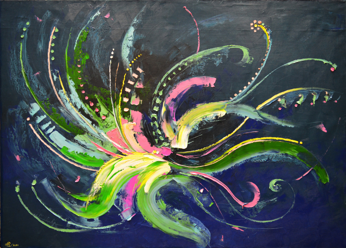 Vadim Anatolyevich Stolyarov. Movement towards beauty