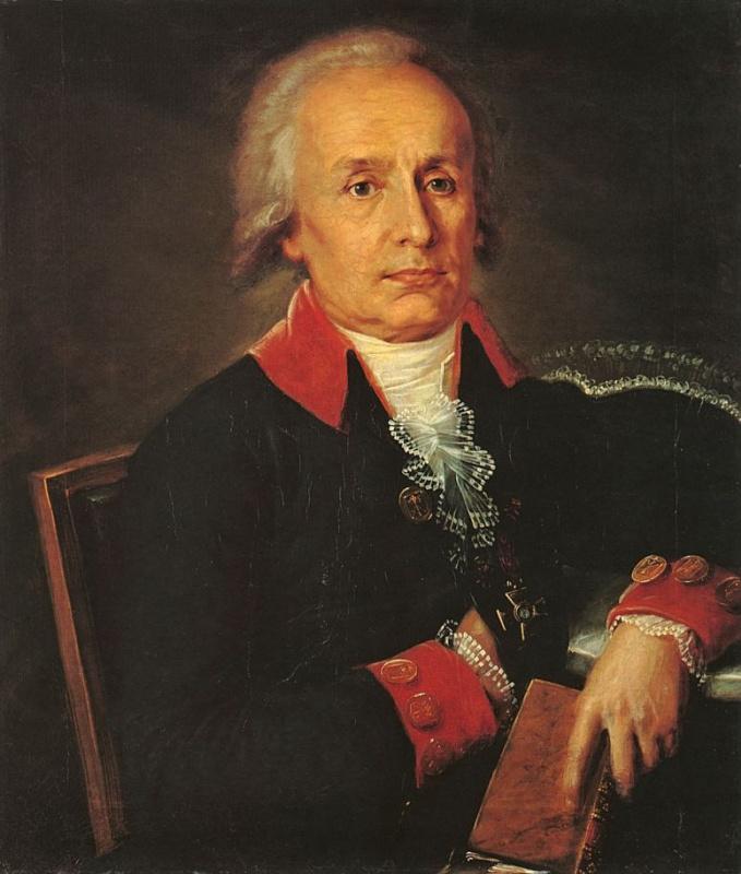 Портрет А. М. Юрьева
