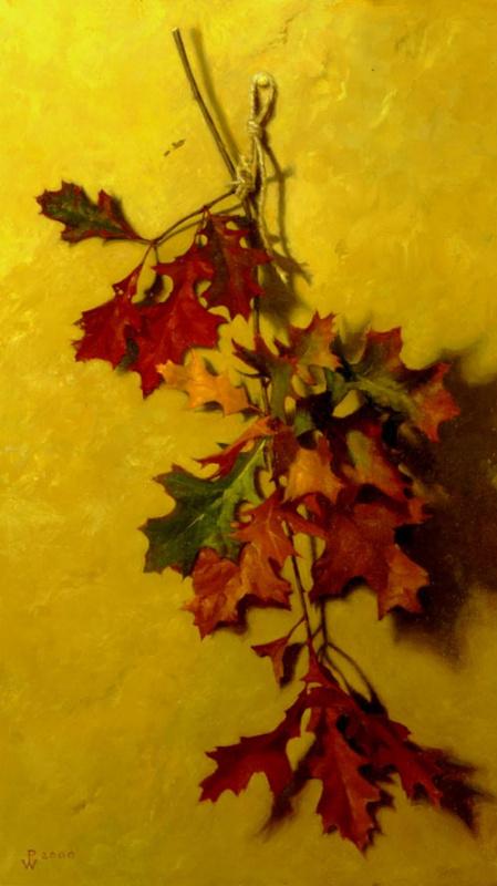 Патриция Уотвуд. Осенние листья