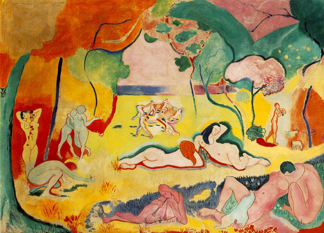 Henri Matisse. The joy of life