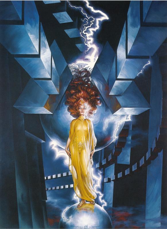 Стивен Хикман. Норхала из пламени