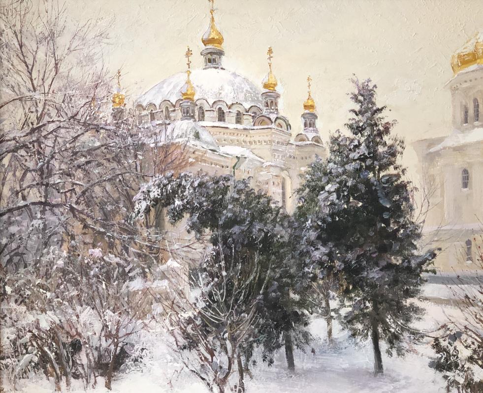 Nazar Andreevich Ostapov. Kiev Pechersk Lavra