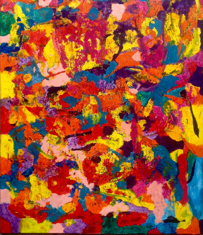 Tatiana Gogoloshvili. Abstraction.