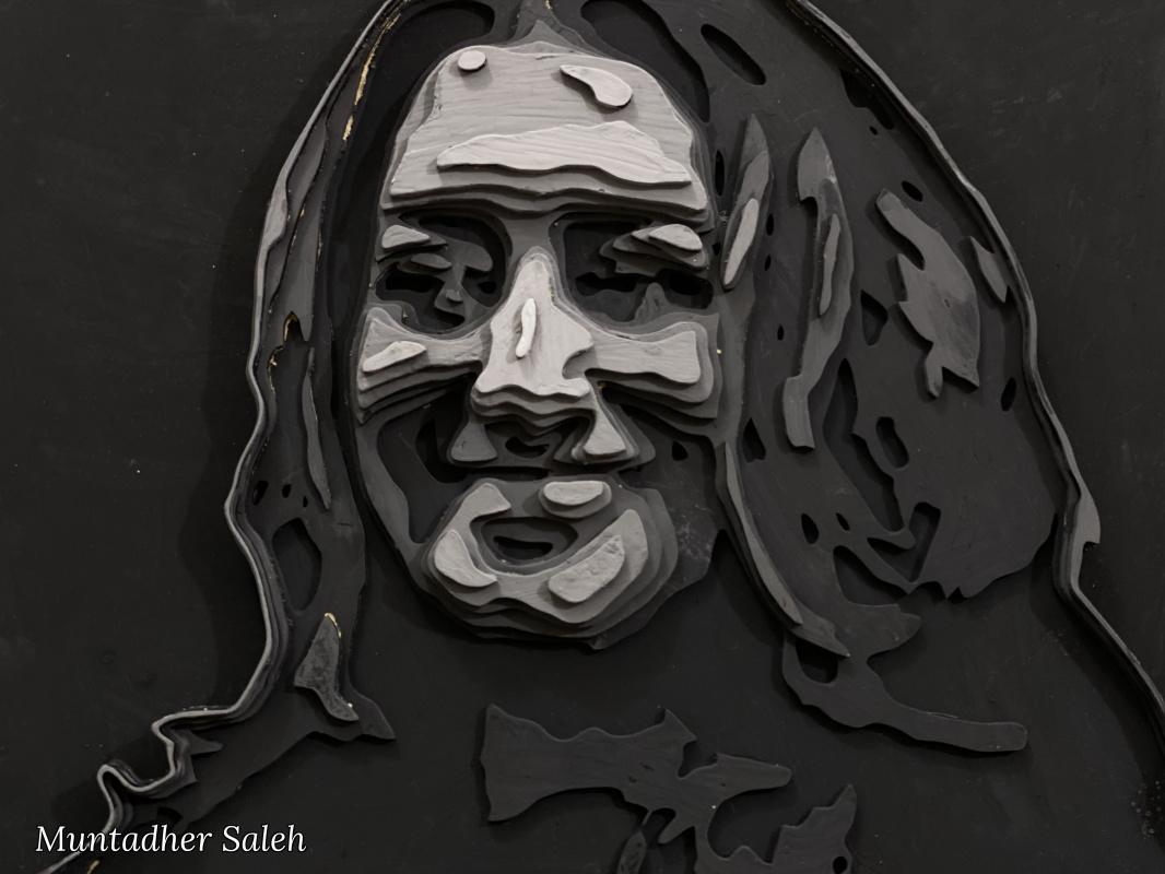 Muntadher Saleh | منتظر صالح. 3D Zuha