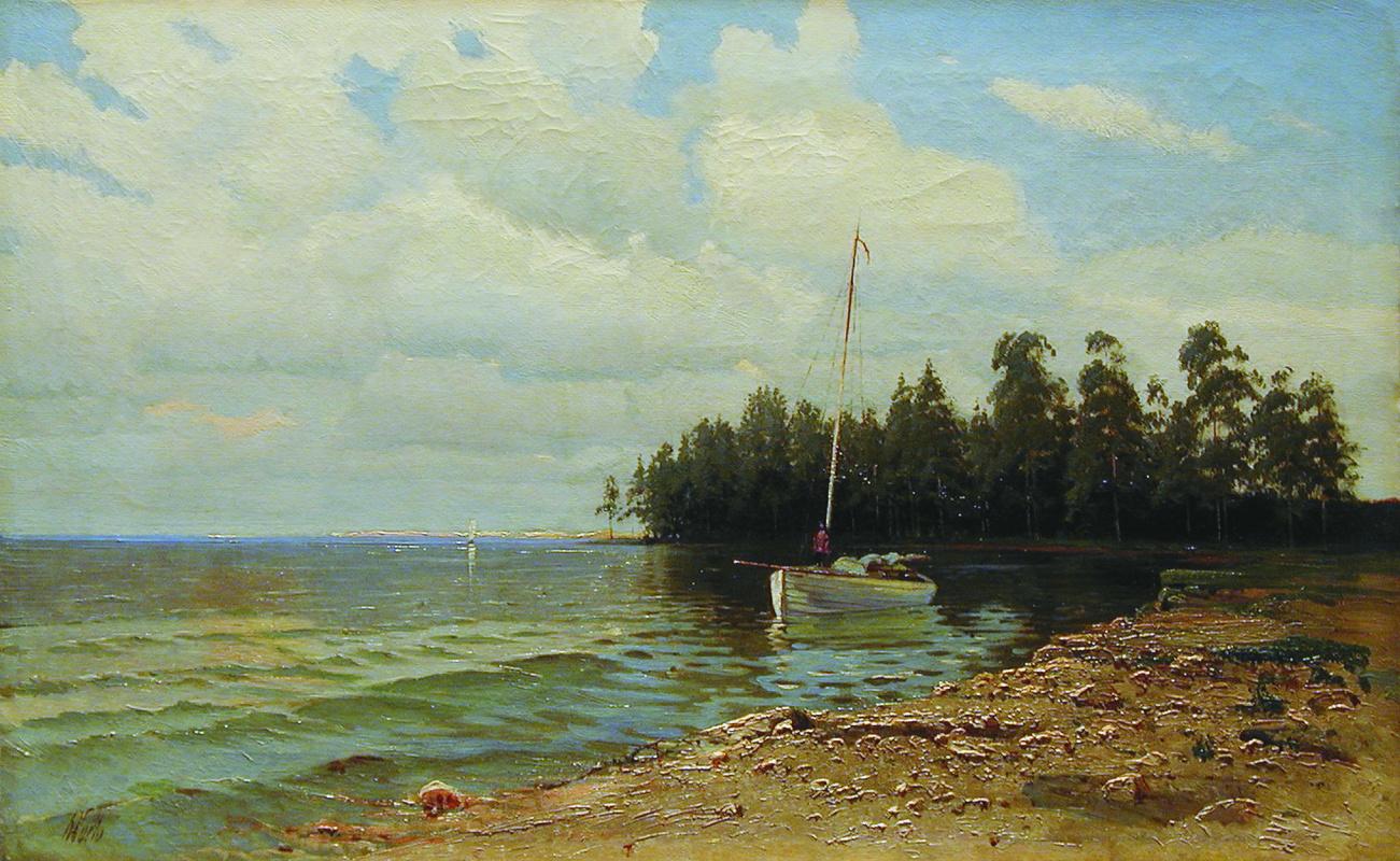Лев Феликсович Лагорио. Финский залив