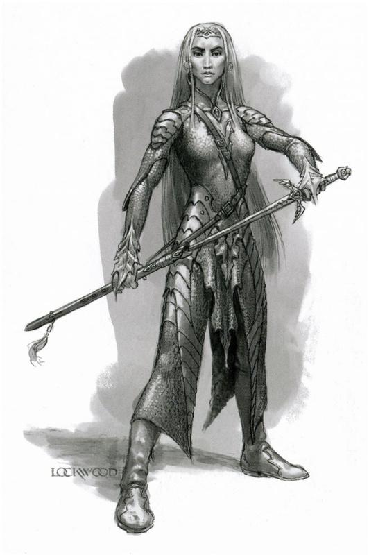 Тодд Локвуд. Тонкий меч