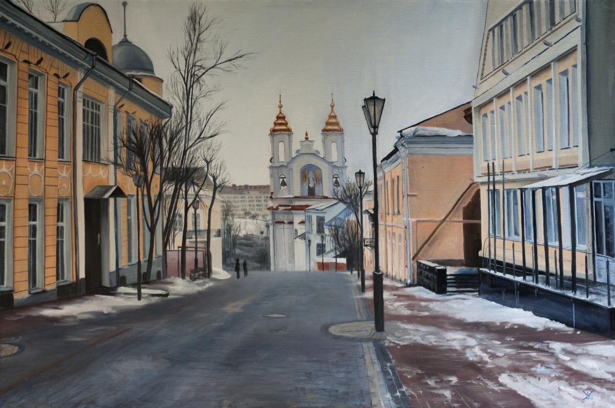 Вячеслав Юрьевич Шайнуров. Suvorov Street