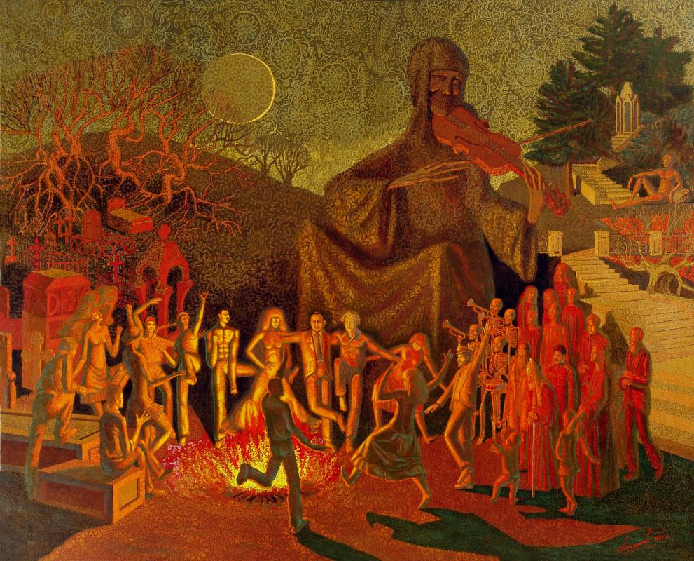 Алексей Петрович Акиндинов. Dance of Death