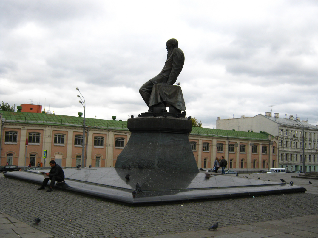 Алексей Гришанков (Alegri). Раздумья