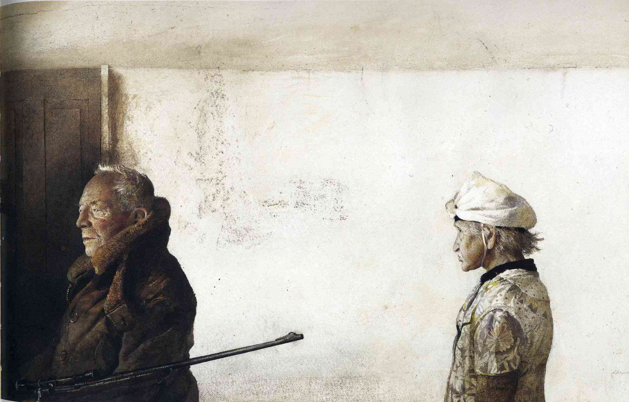 Andrew Wyeth. The Kuerners