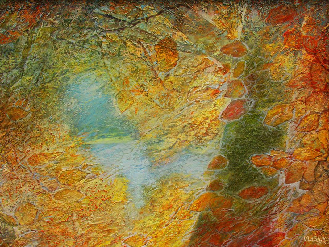 Alexander Ivanovich Vlasyuk. Kingdom of autumn