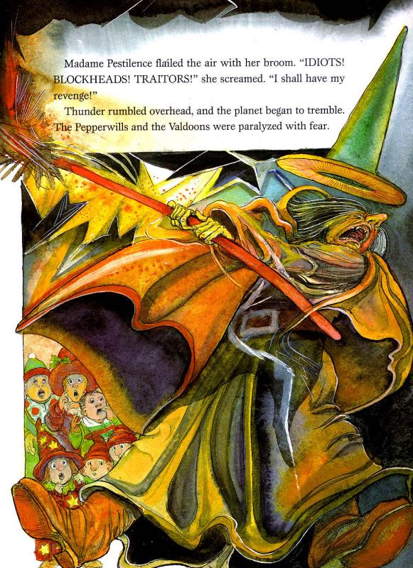 Стивен Келлог. Рождественская ведьма 13