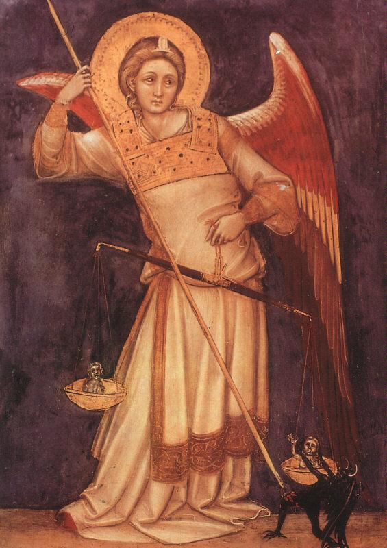 Гваренто ди Арпо. Ангел