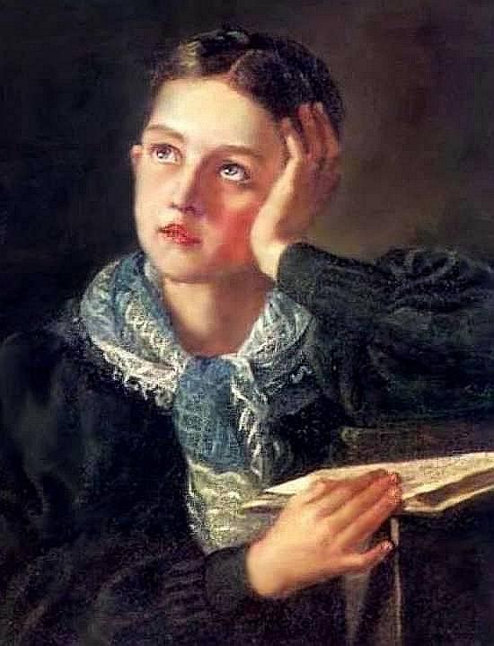 Alexey Vasilyevich Tyranov. Dreamwoman