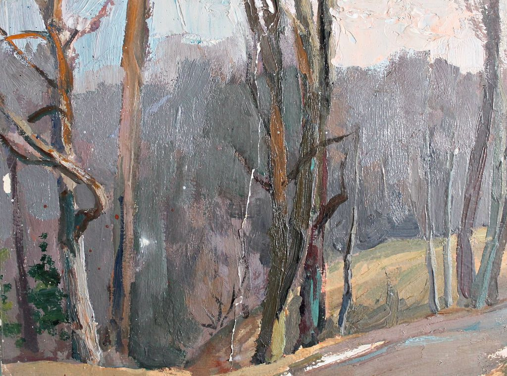 Arkady Mikhailovich Virovlyansky. Landscape