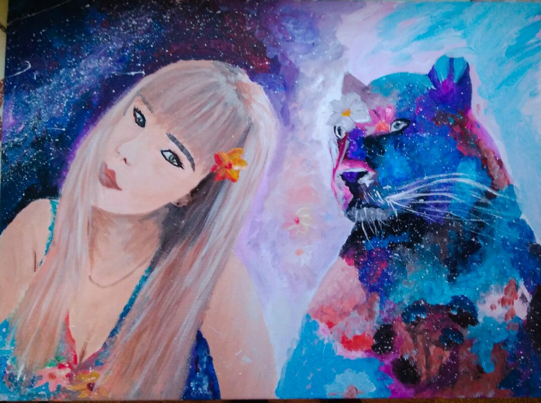 Julia Sergeevna Chekan. Fantasy