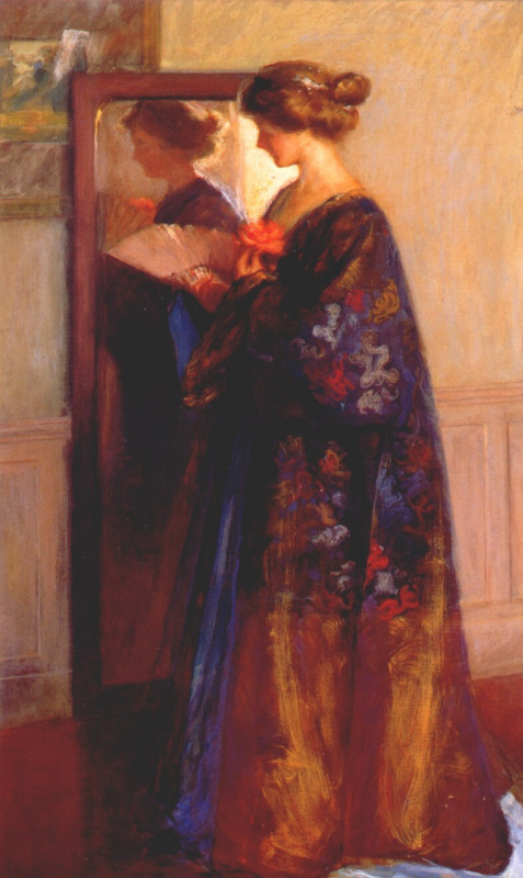 Дебора Роббинс. Китайский халат