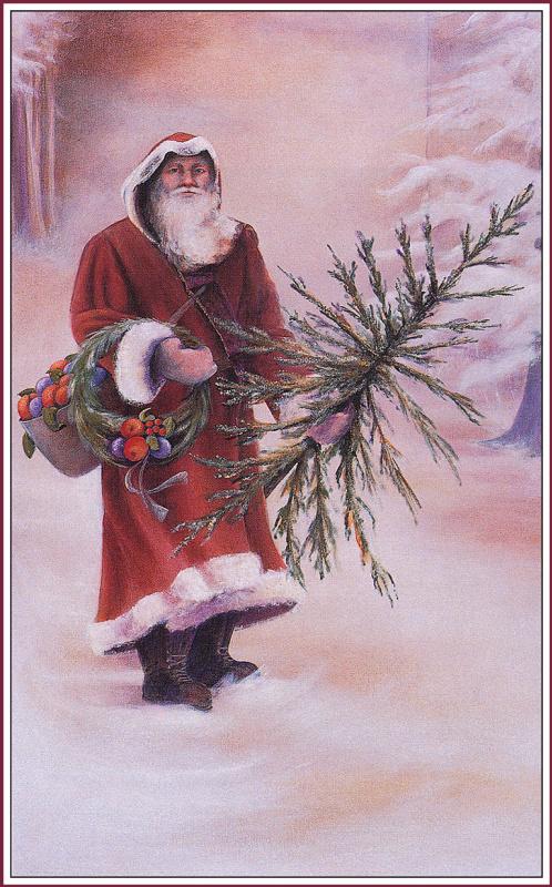 Нита Апчерч. Дед Мороз