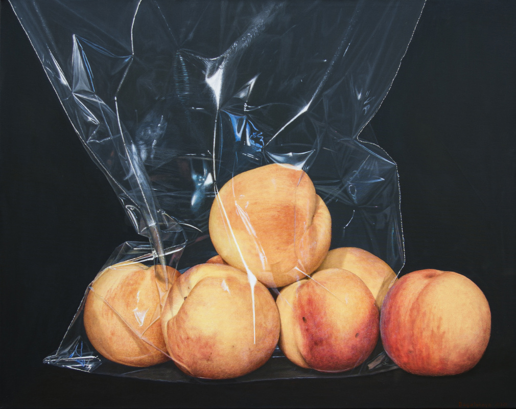 Natalia Bagatskaya. Just Tender Peaches
