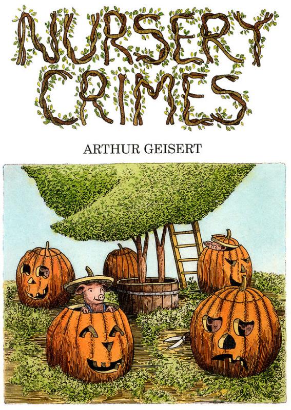 Артур Гейсерт. Детские преступления 030
