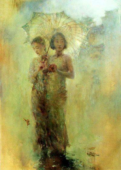 Hu Jun Di. The Umbrella