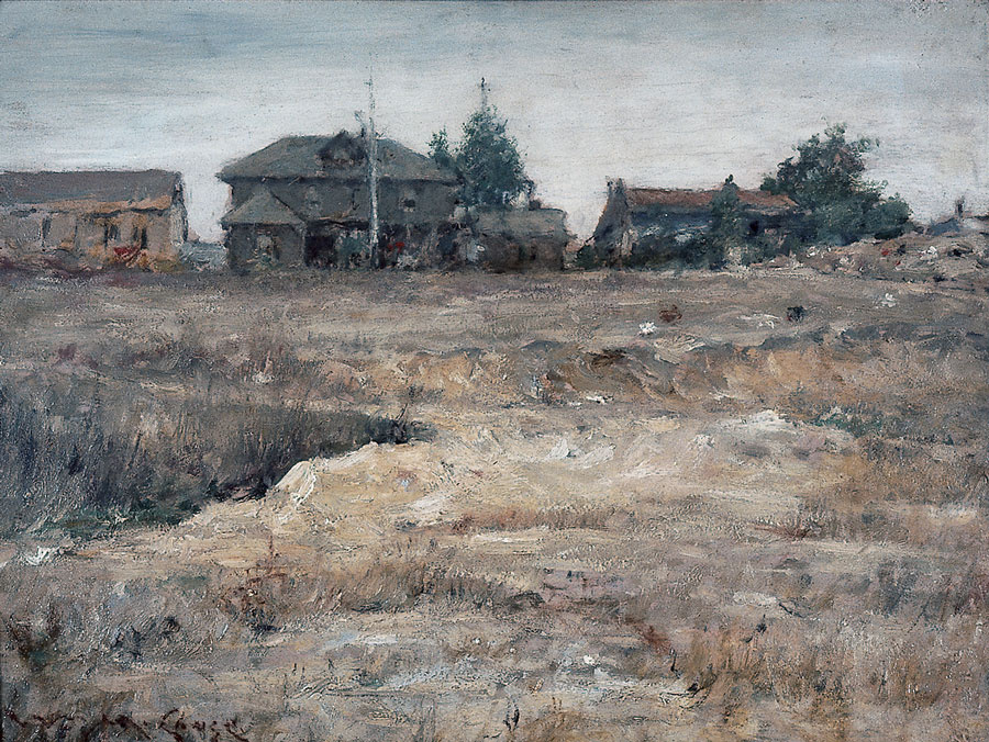 William Merritt Chase. Monterey, CA