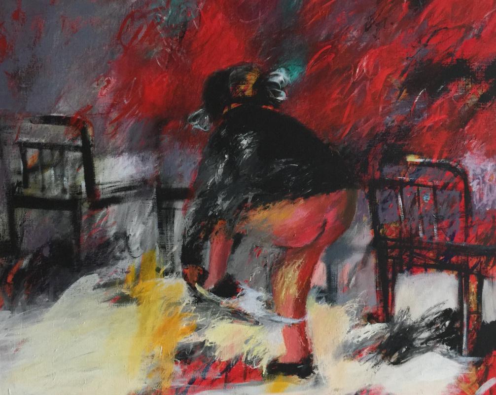 Halina Lazarchik. Untitled