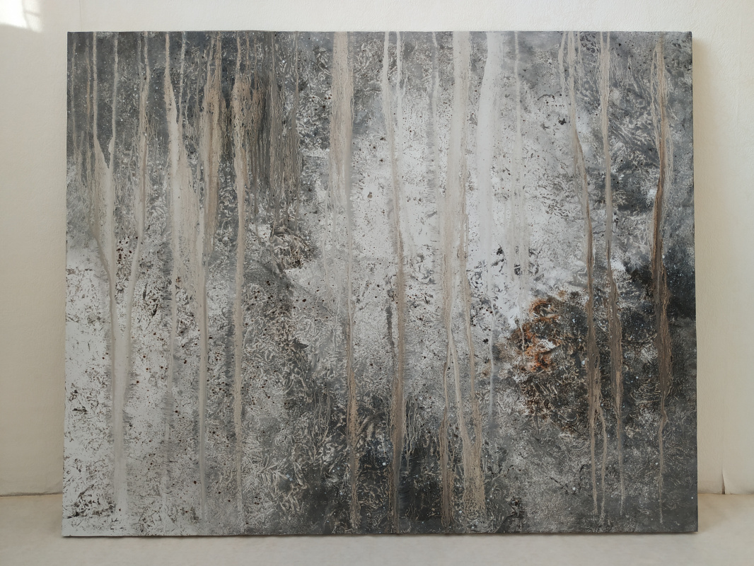 Gulzhanat Temirkhan. Abstraction 6