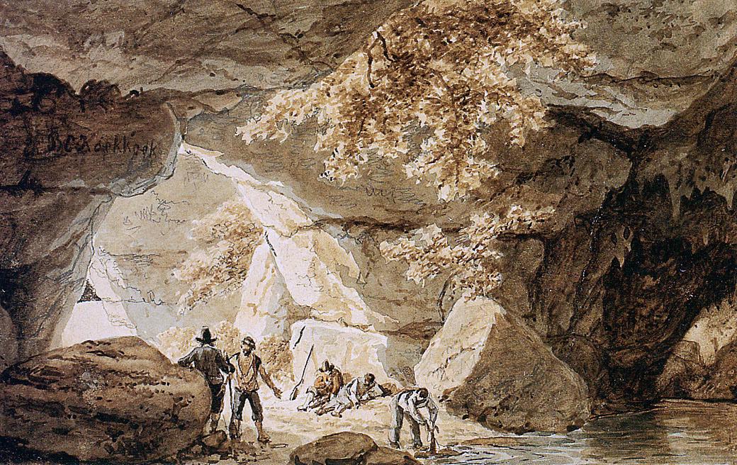 Barend Cornelis Kukkuk. Caves
