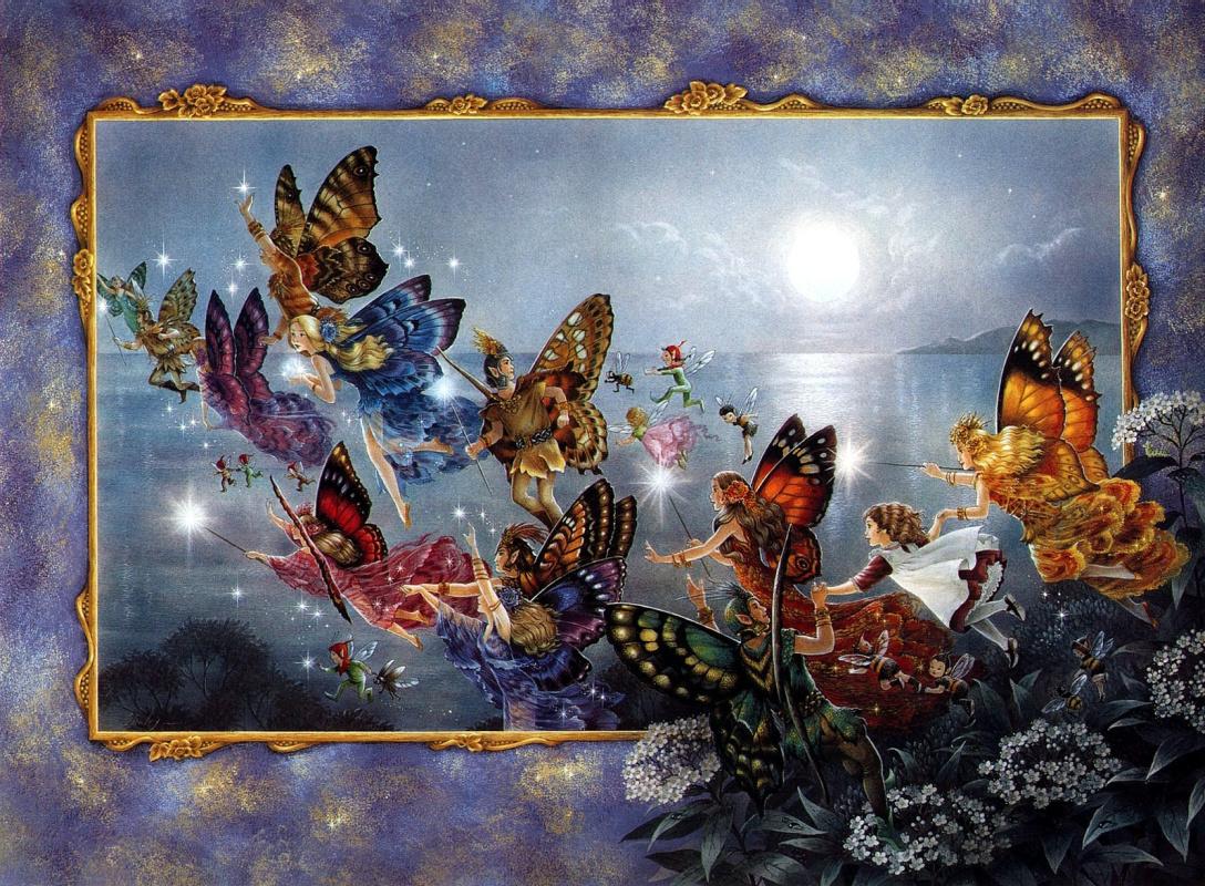 Волшебные открытки для детей, капризничай