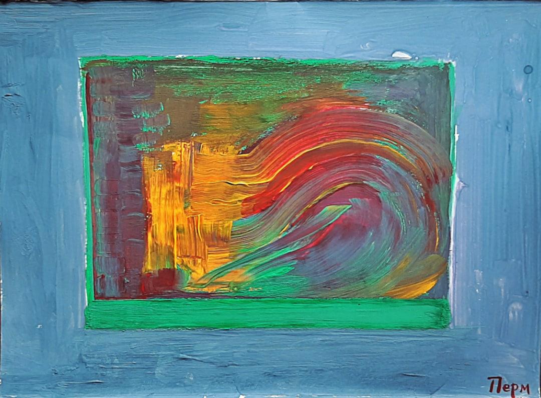 Alexey Kazakov. Space distortion