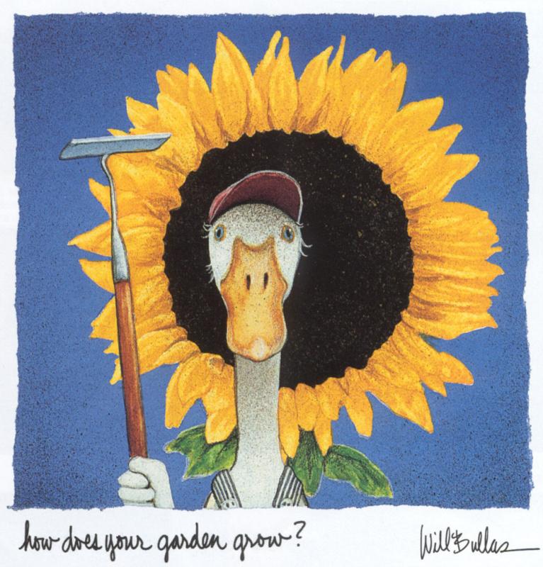 Уилл Буллас. Каким растет ваш сад