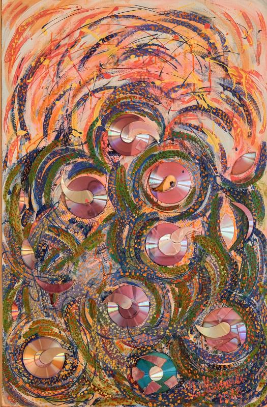 Milodarka Milatovic. Untitled