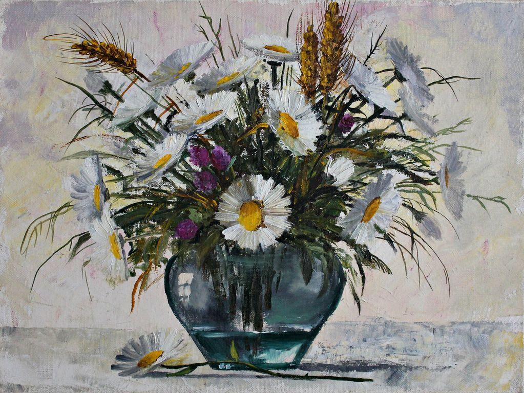 Irina Gennadyevna Alexandrina. Bouquet