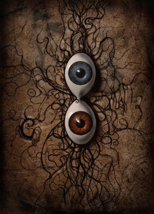 Манзалез. Глаза