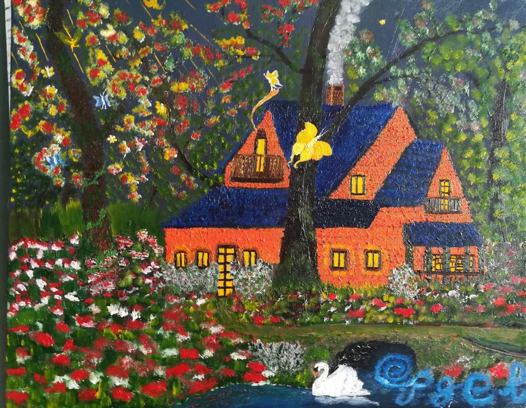Jack Pigel ee. Fairytale house