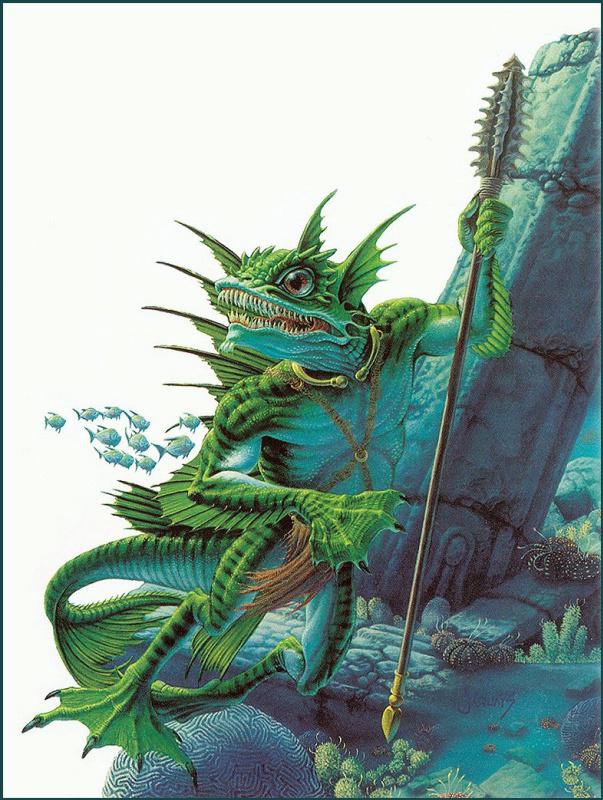 Пол Джаквейс. Зеленый воин