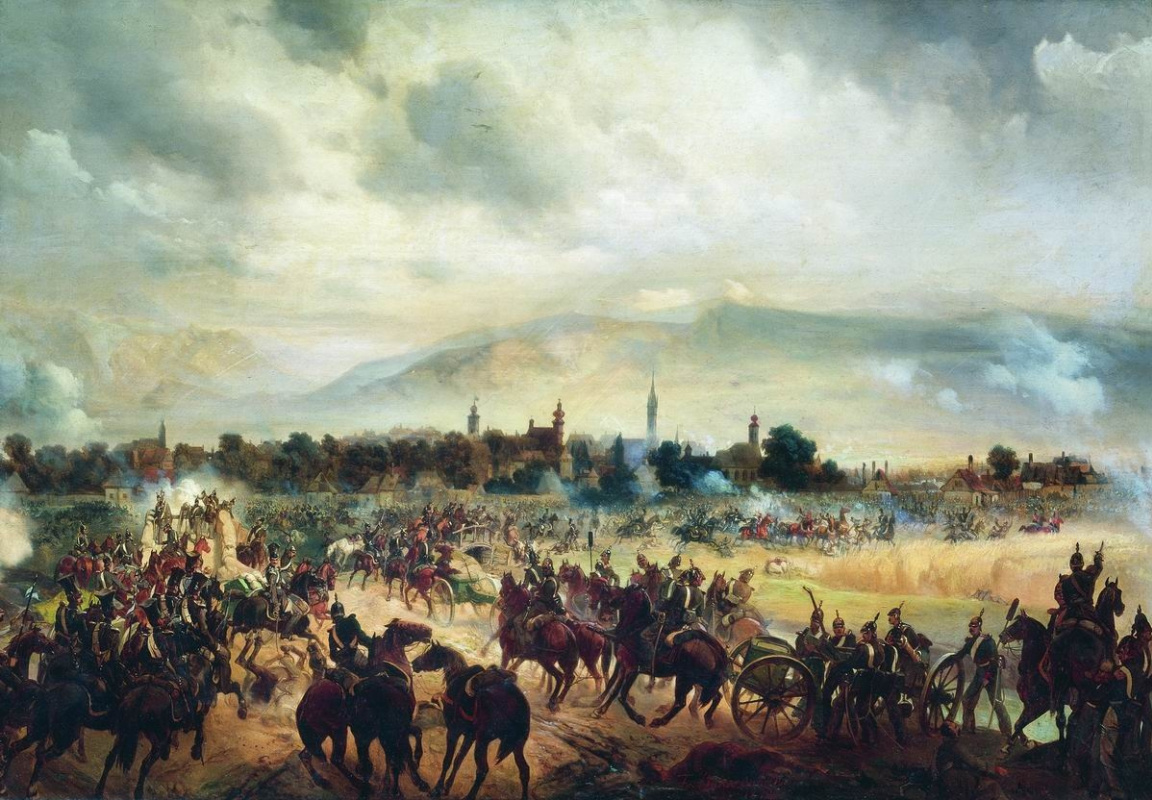 Bogdan Pavlovich Willewalde. Episode of the Russian-Hungarian war of 1849. 1872