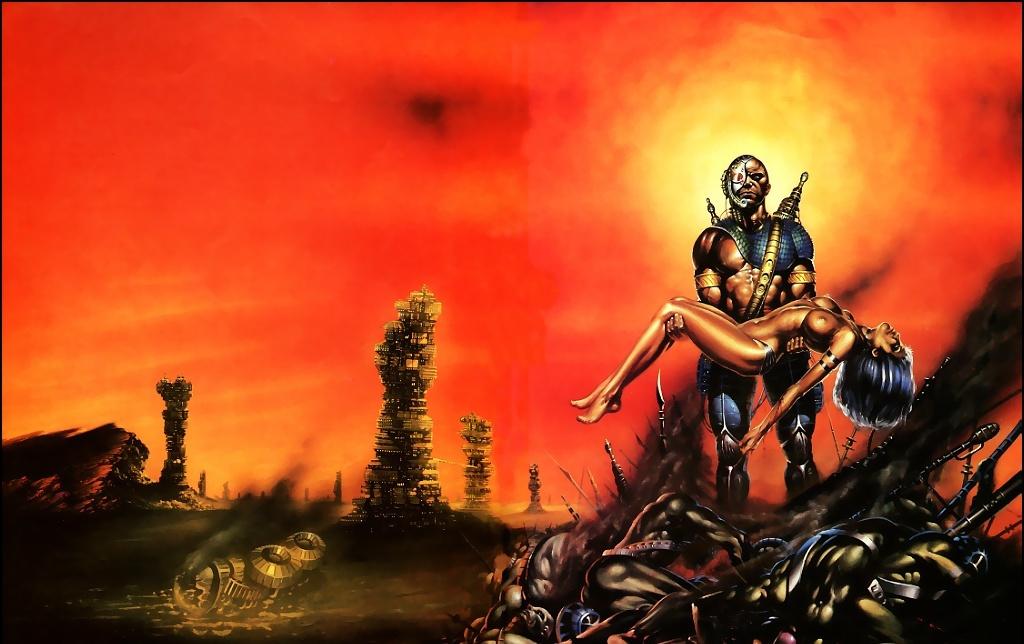 Alan Craddock. Cursed earth