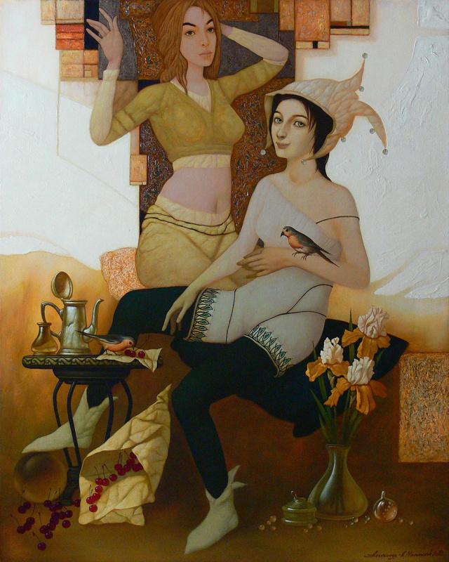 Александр Анатольевич Мельников. Вкус вишни